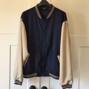 Christian Dior Monsieur silk jacket
